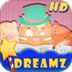 The Tortoise and the Hare-HD:Interactive Kid's book by DreamZ