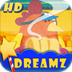The little red hen-HD:Interactive Kid's book by DreamZ