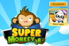 Permanent link to Super Monkey Jr. Nowa gra od TribePlay za darmo!