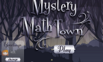 Mystery Math Town